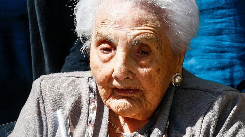 ВИспании скончалась старейшая жительница Европы