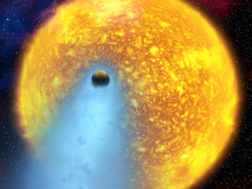 Ученые поведали о 5-ти самых феноменальных звездах Вселенной