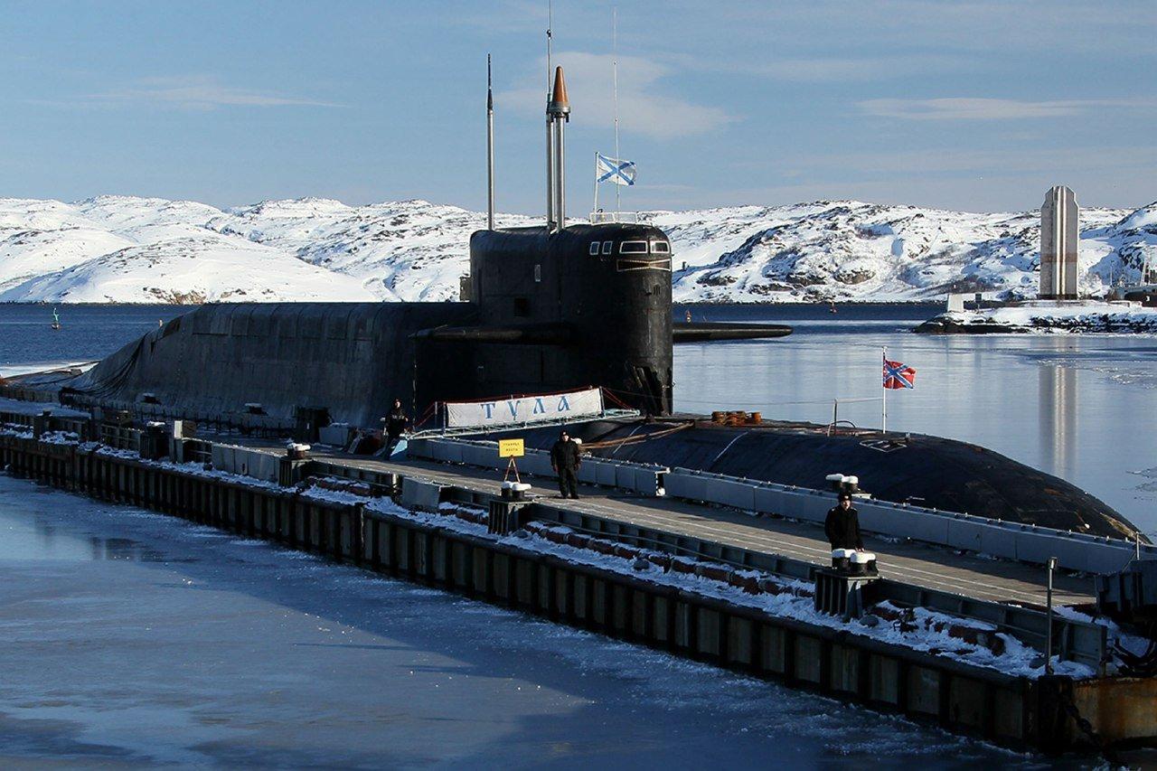 тула подводная лодка