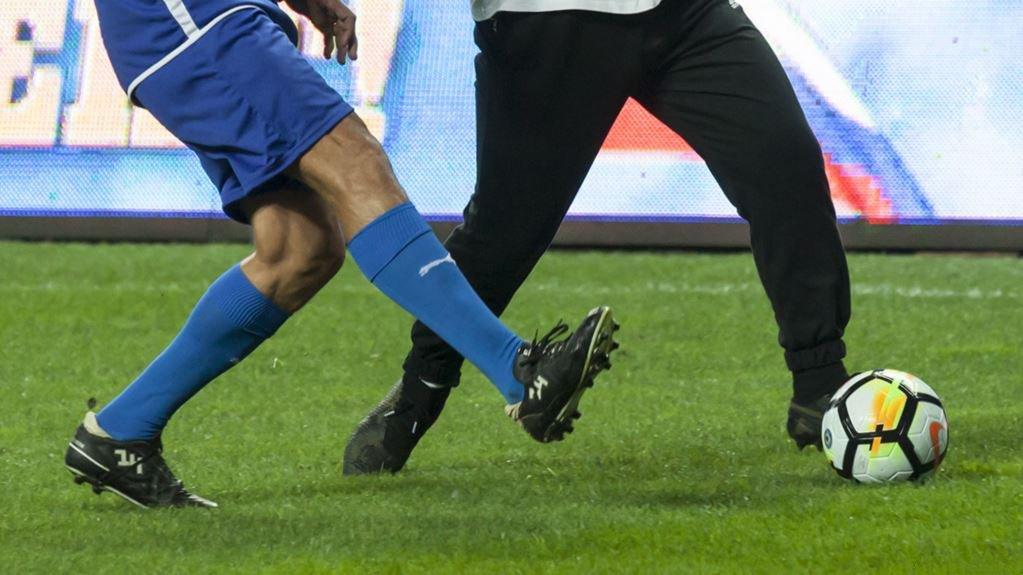 Футболисты «Матча легенд» воВладикавказе разошлись миром