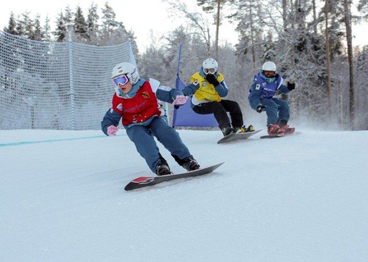 Сноубордистки РФ завоевали «бронзу» наэтапеКМ