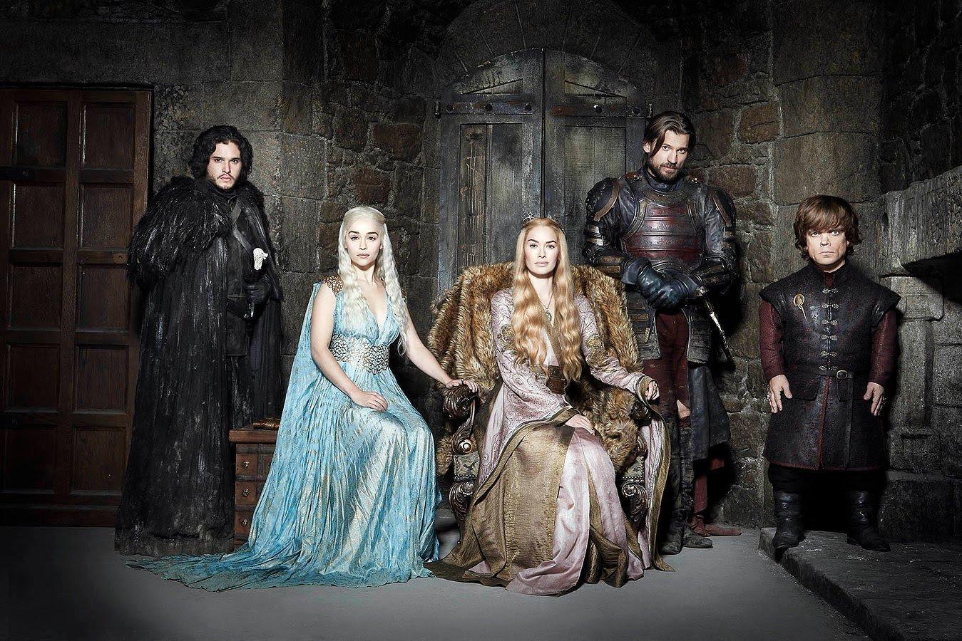 Новый сезон «Игры престолов» предложено снимать вЯкутии