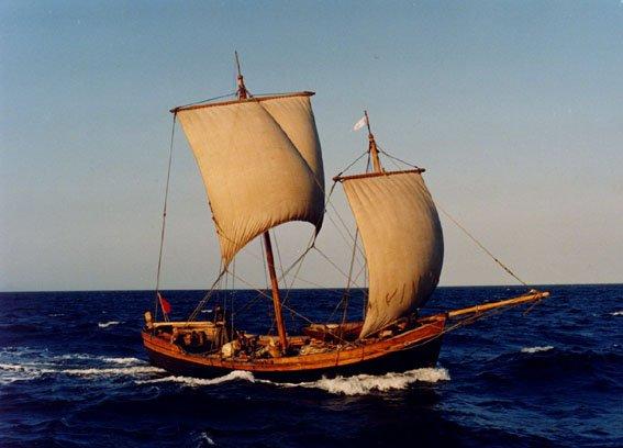 H.A.R.D заказала «чудо-яхту» наоснове древней русской лодки