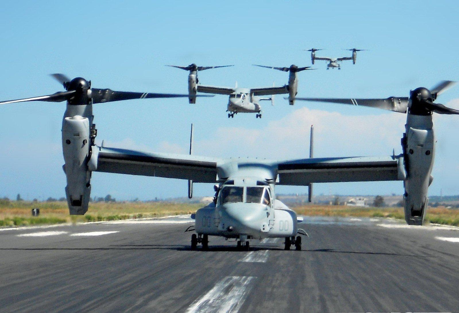ВСША конвертоплан Bell V-280 Valor совершил 1-ый полет