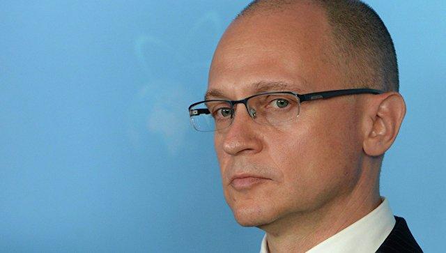 Кириенко опроверг информацию отом, что онвозглавит штаб В. Путина