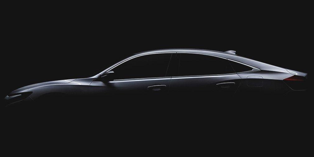 Хонда привезет вДетройт концепт-кар Insight