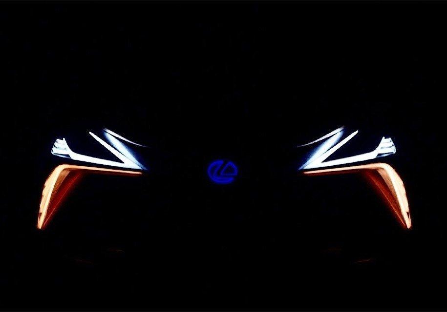 Представлен тизер'безграничного кроссовера Lexus LF-1 Limitless