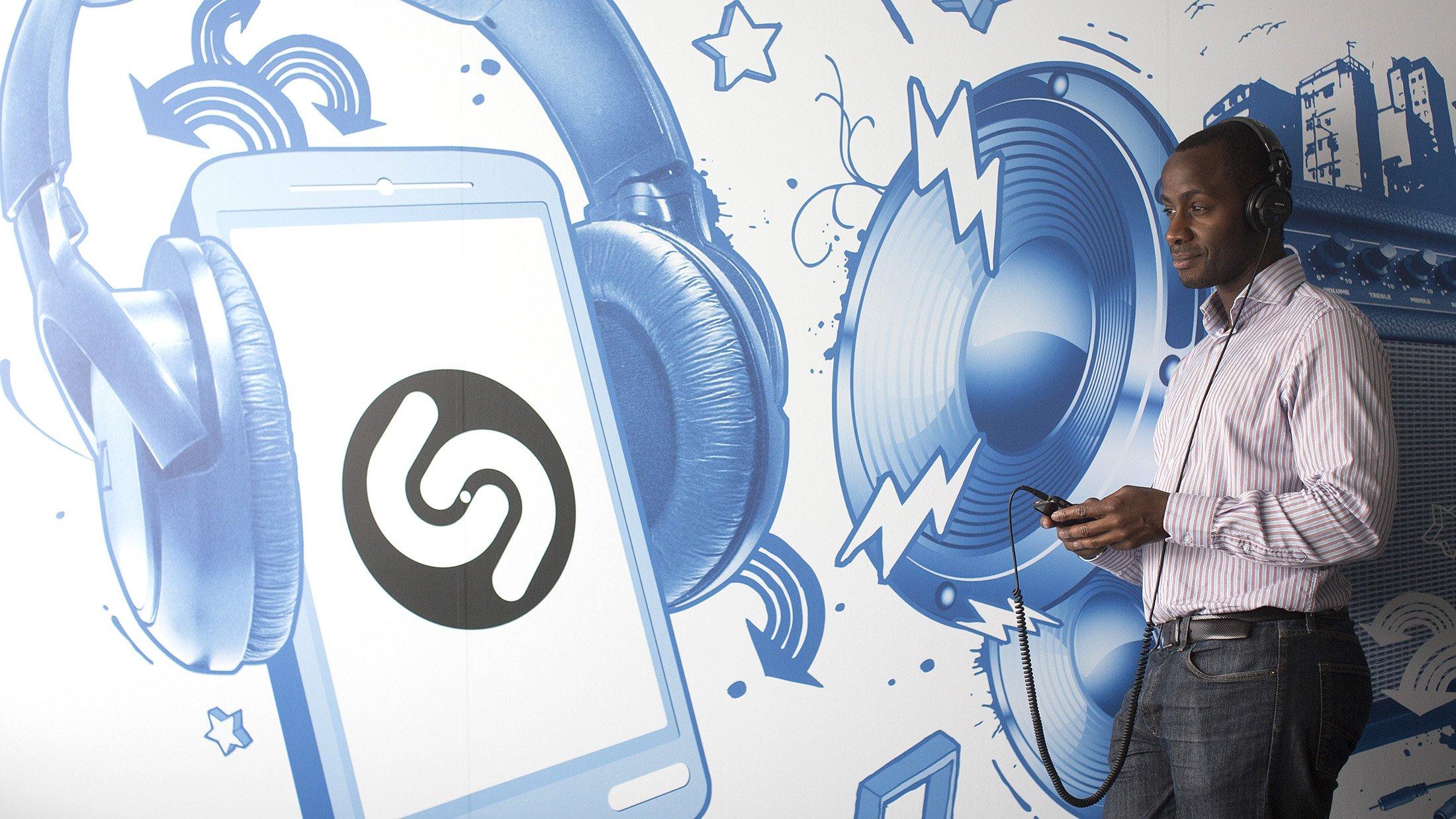 Shazam сейчас сумеет распознать трек без подключения кинтернету