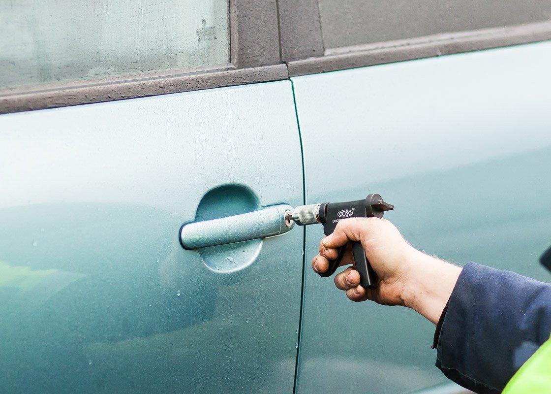 Эксперты рассказали как открыть автомобиль без ключей