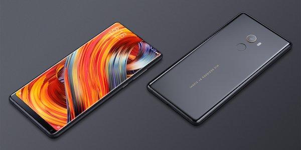 Мобильные телефоны Xiaomi MiA1, Mi6 иMiMix превосходят попараметрам iPhone