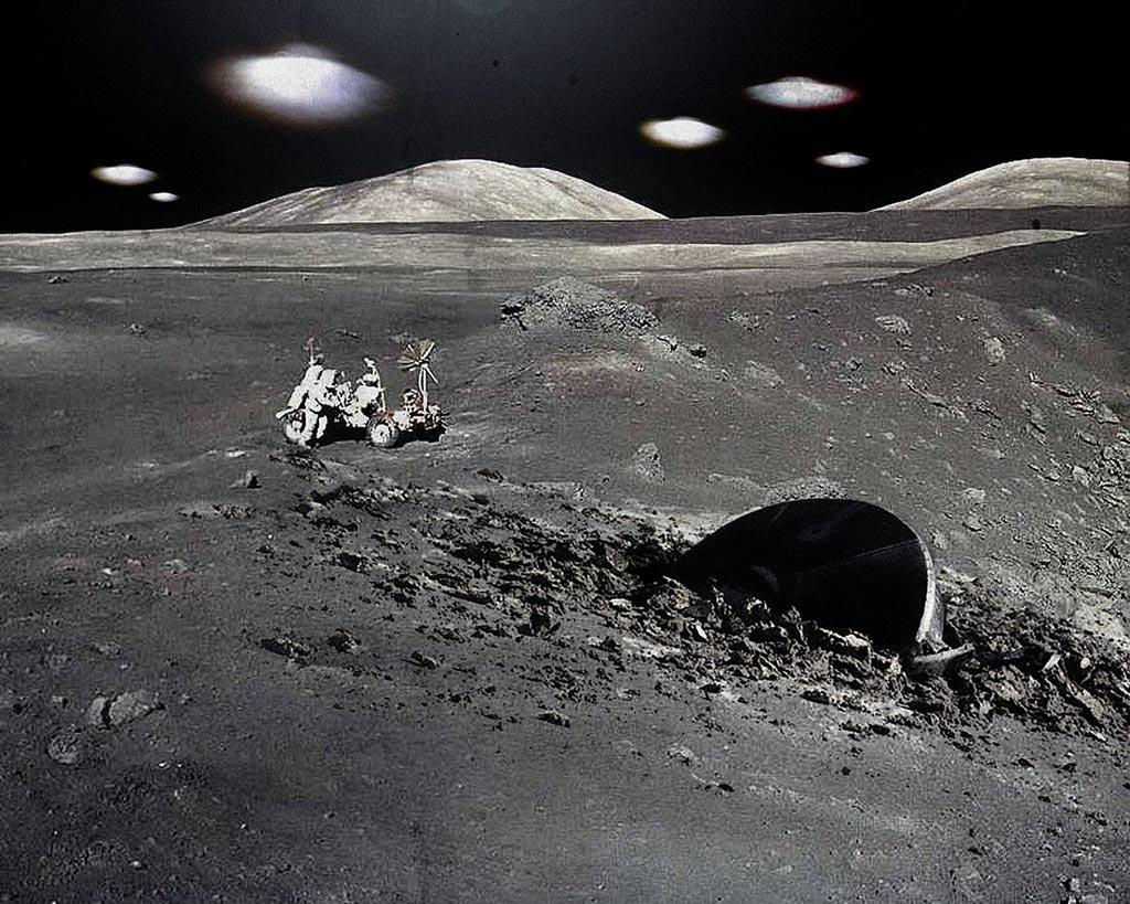 необычные фотографии луны иди вперед достигай