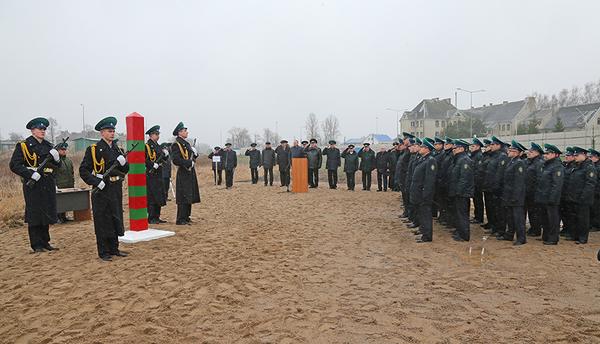 Россия и Литва подписали документы о демаркации общей границы