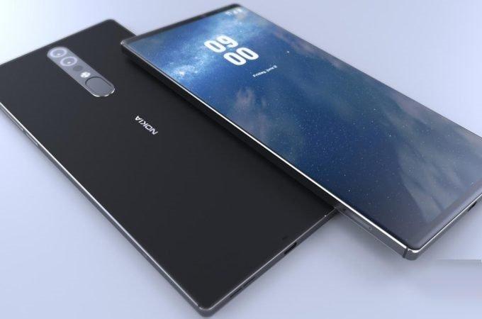 Android-смартфон нокиа 9 с6 ГБОЗУ замечен вGeekbench