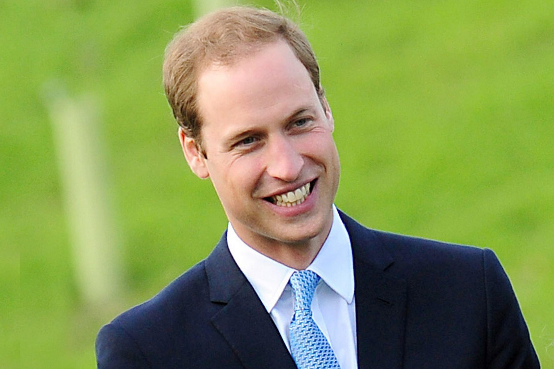 Принц Уильям «показал коняшку»