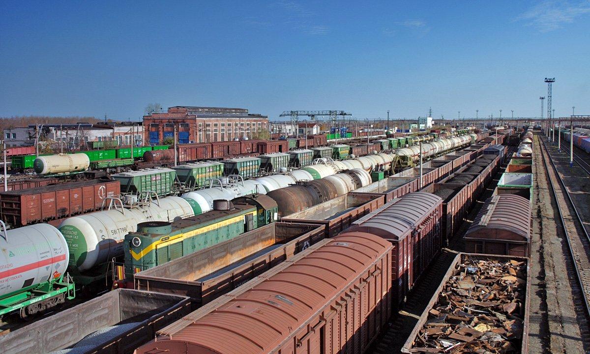 «Первая грузовая компания» несможет закупить вагоны из-за санкций США