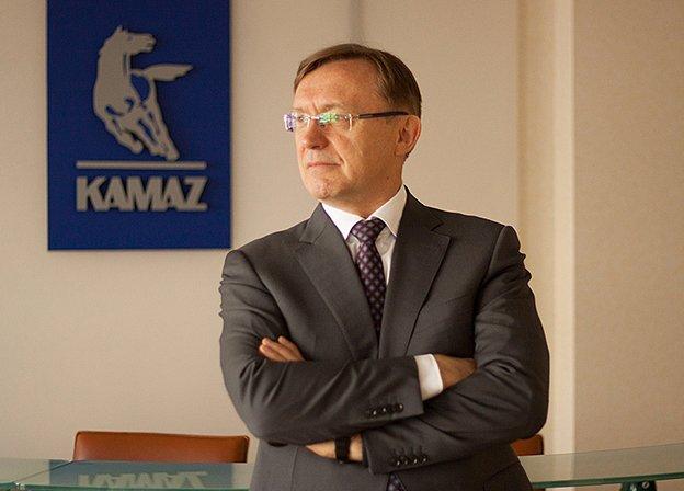 Совет директоров «КамАЗа» продлил полномочия гендиректора Сергея Когогина начетыре года