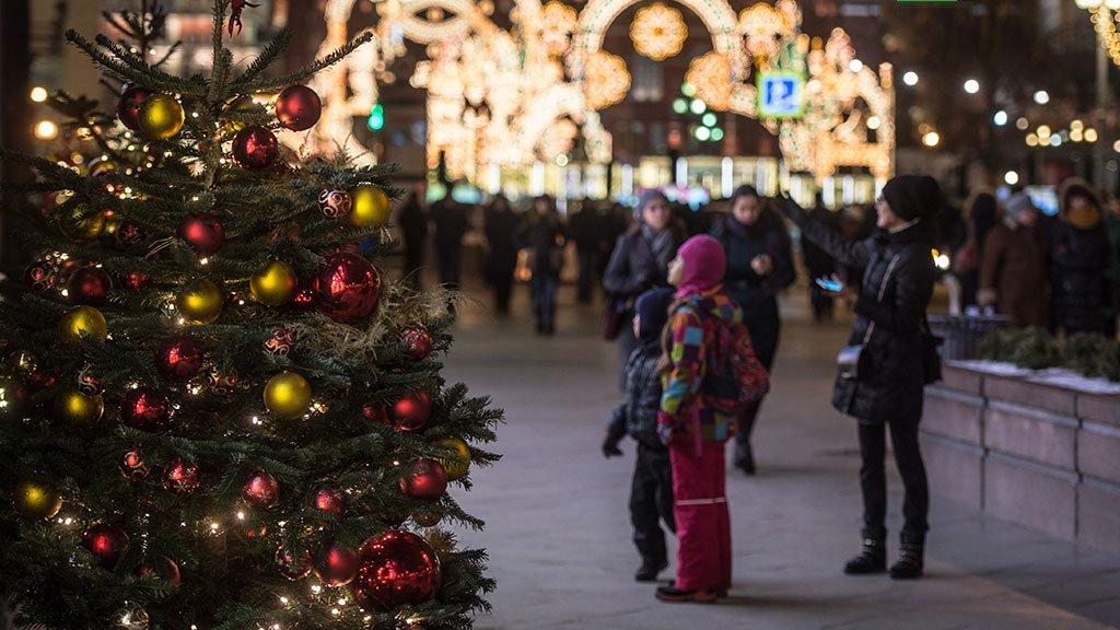 Вход вКремль 26декабря закроют для туристов из-за проведения новогодней елки