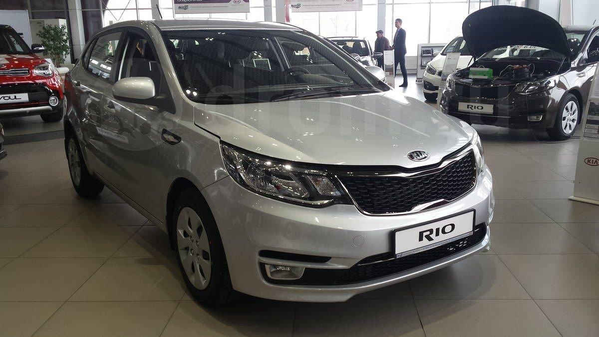 На рынке автомобилей южного федерального округа первое место попродажам занимает Киа Rio