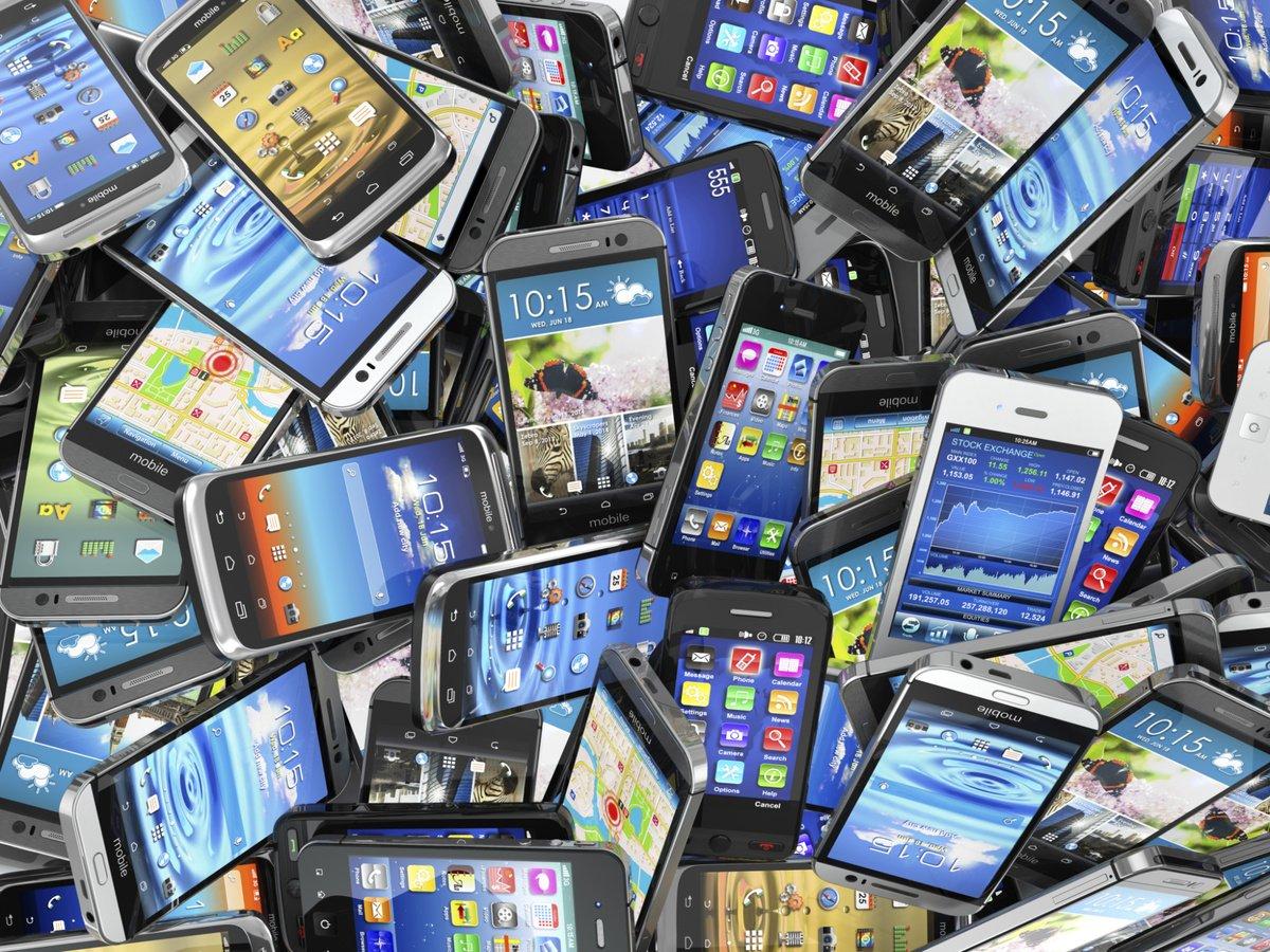 Столичный УФСИН перехватил 100 мобильных телефонов для заключённых