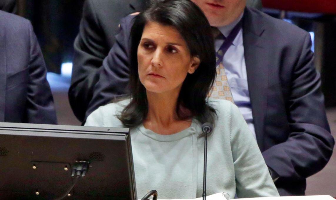 Пранкеры поведали постпреду США при ООН про выборы нанесуществующем острове