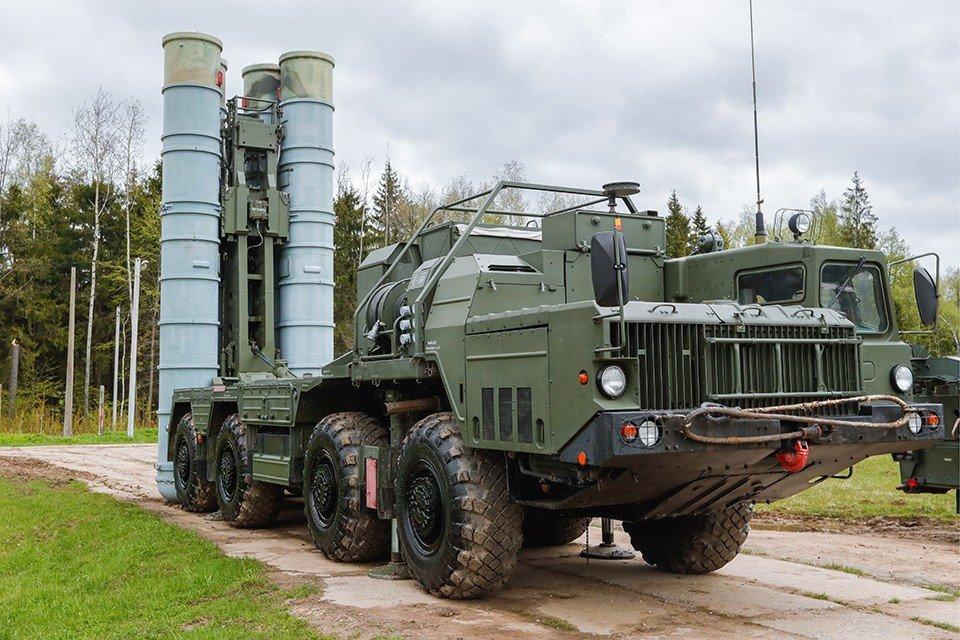 Названы сроки поставок российских С-400 в Турцию