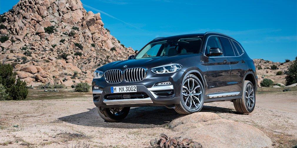 BMW с 1 января повысит российские цены на весь модельный ряд