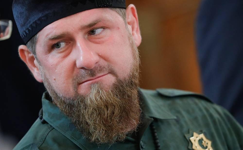 Кадыров создал специальный канал вTelegram для обратной связи