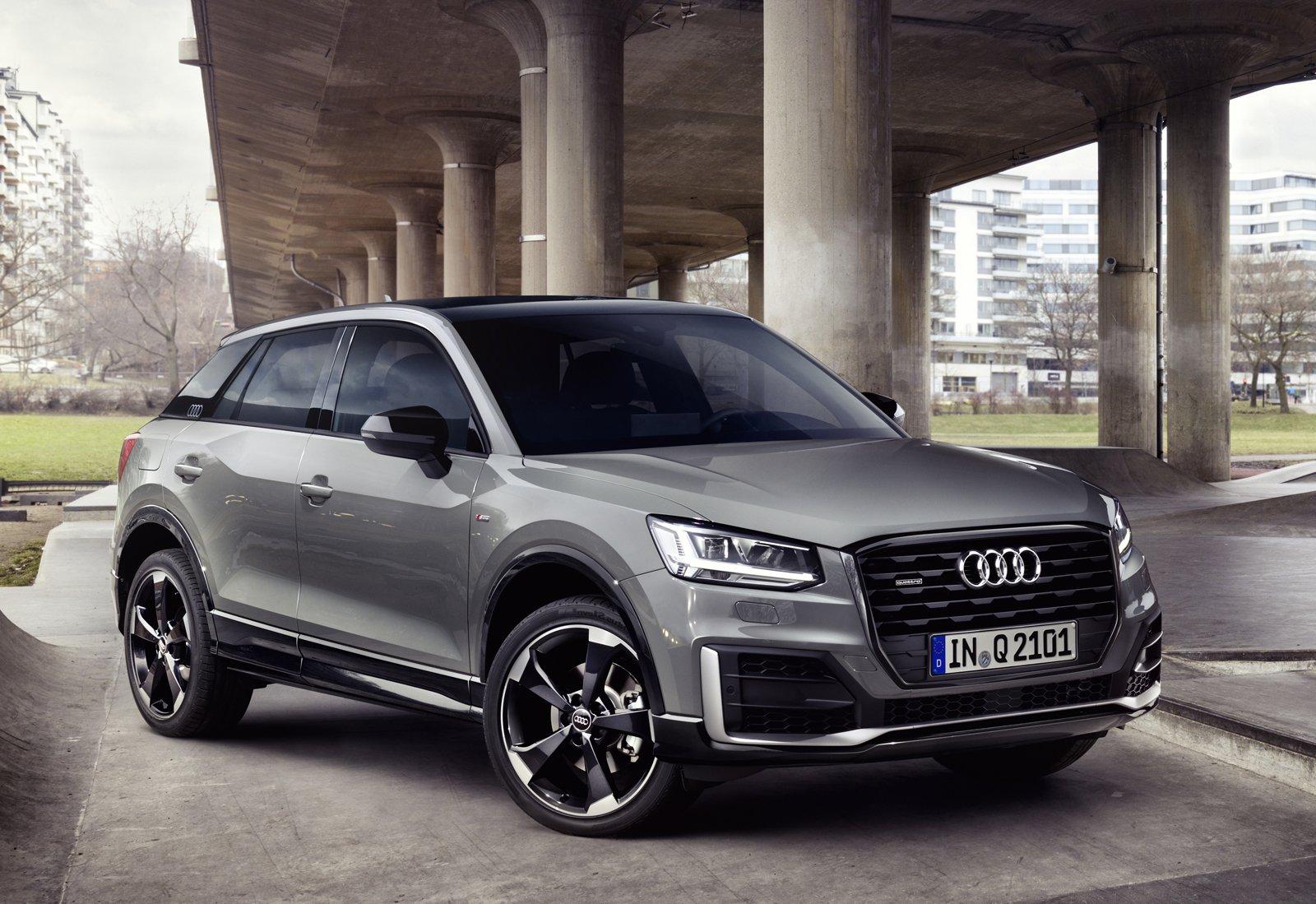 Стартовало производство удлиненного кроссовера Audi Q2 для Китая