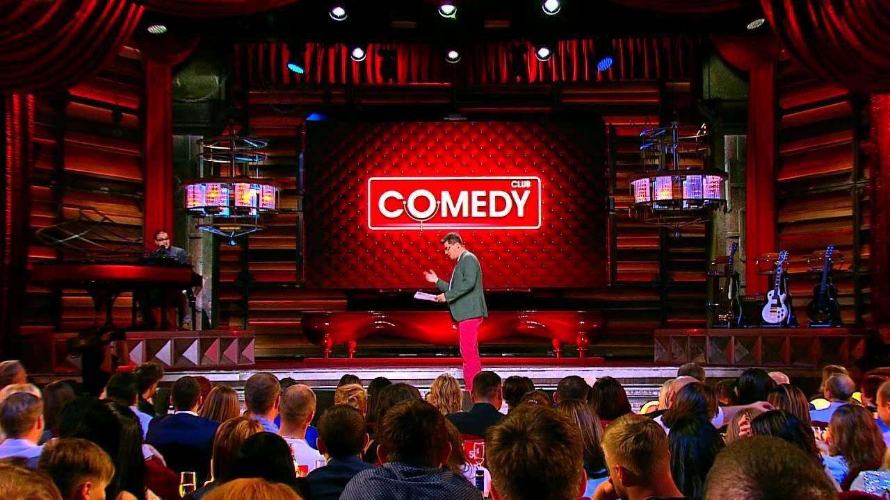 «Газпром-Медиа» стал единственным собственником Comedy Club Production