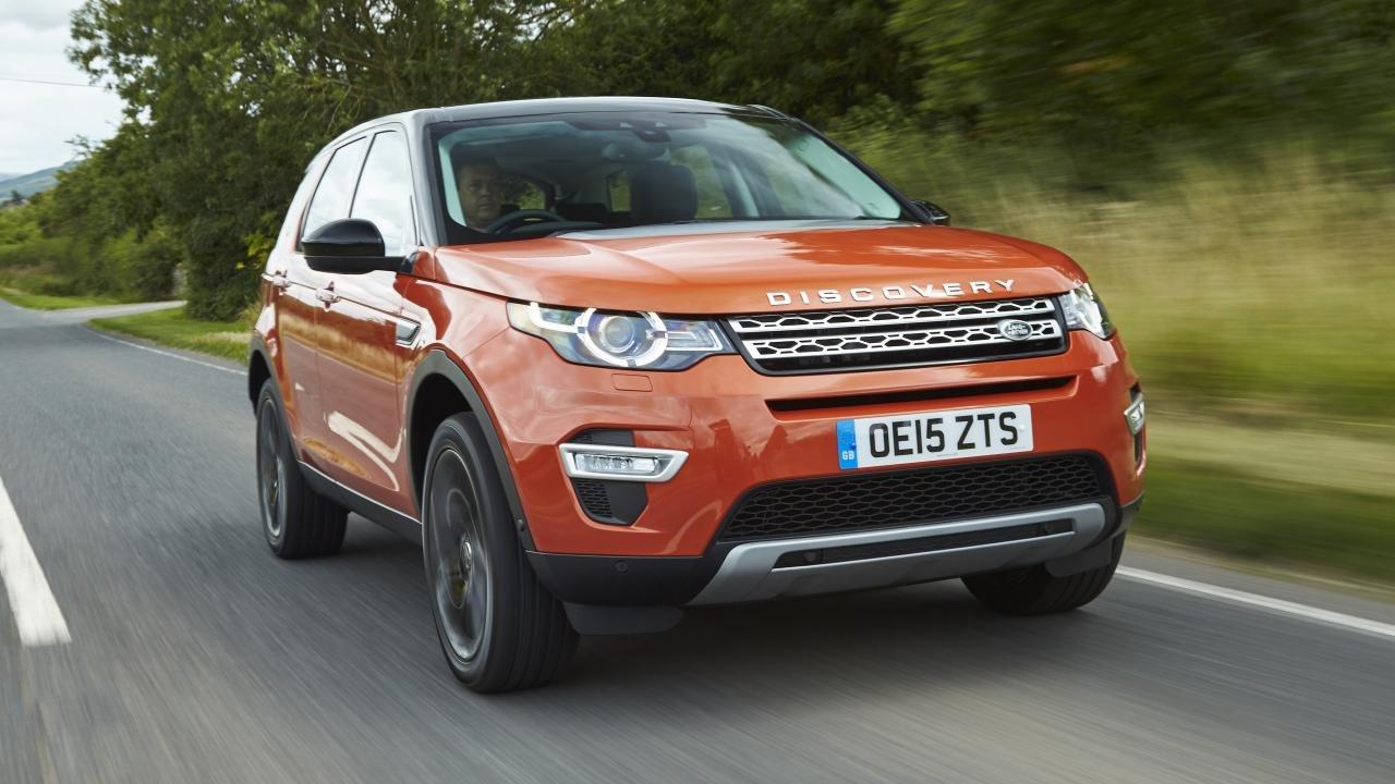 В Россию приедет'бюджетный внедорожник Land Rover Discovery