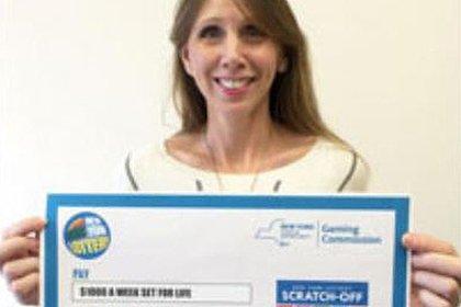 В Америке женщина победила в лотерее благодаря ожиданию в очереди