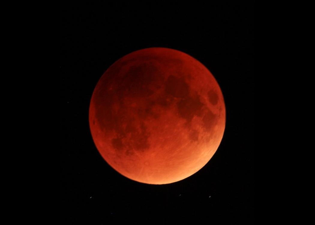 Когда будет кровавая луна в 2018 году в россии