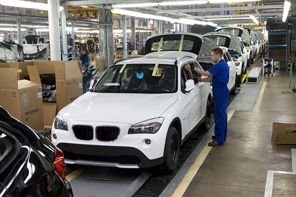 Власти Подмосковья посоветовали фирму БМВ особые условия для возведения завода