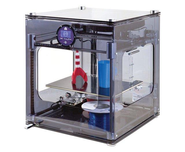 Биологи научились печатать на3-D принтере произвольные формы живых клеток