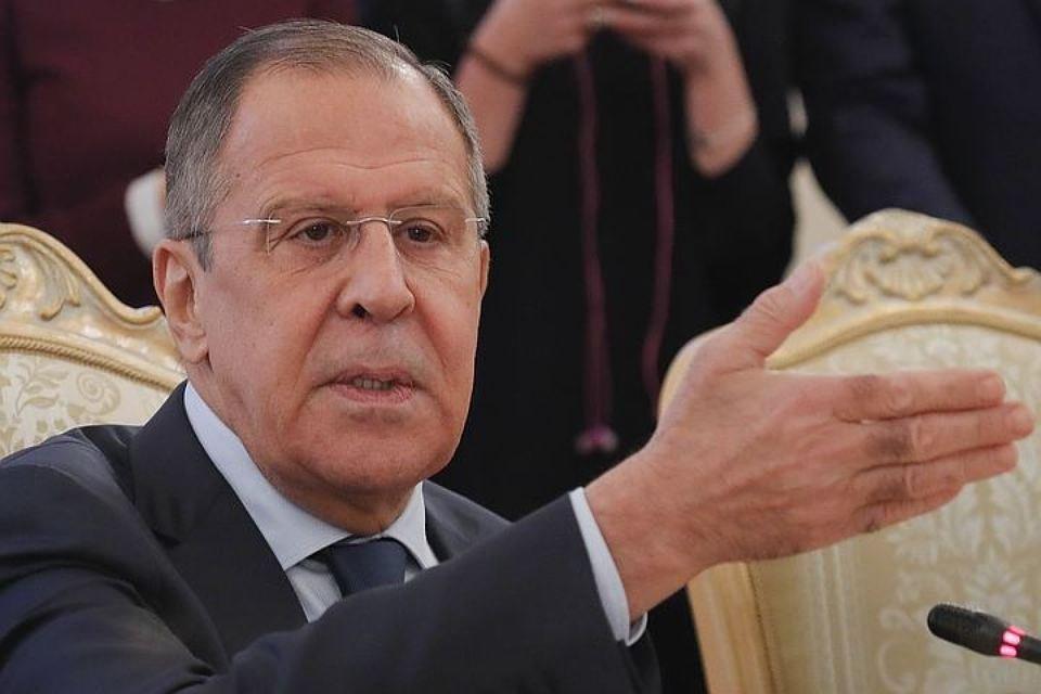 Лавров отказался назвать основного «дебила» мировой политики
