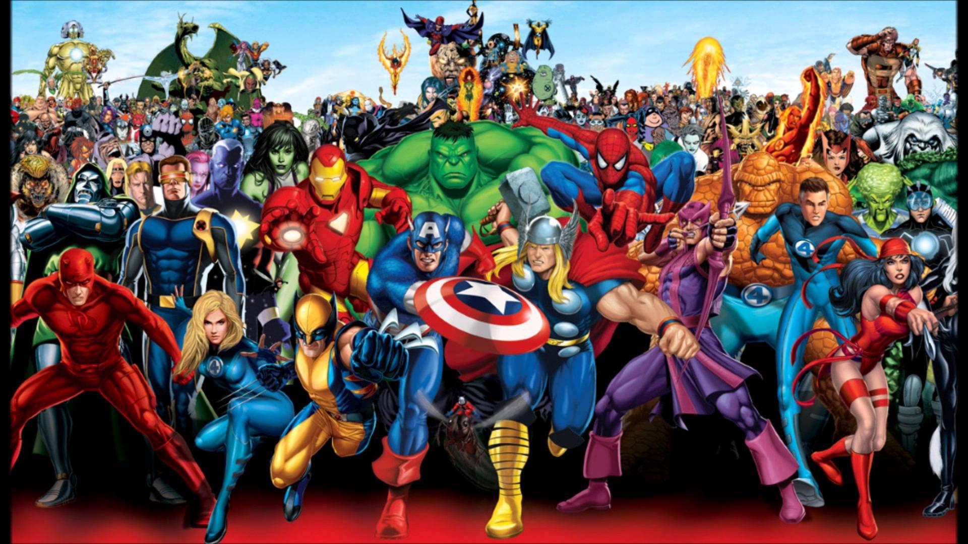Marvel научит фанатов создавать комиксы