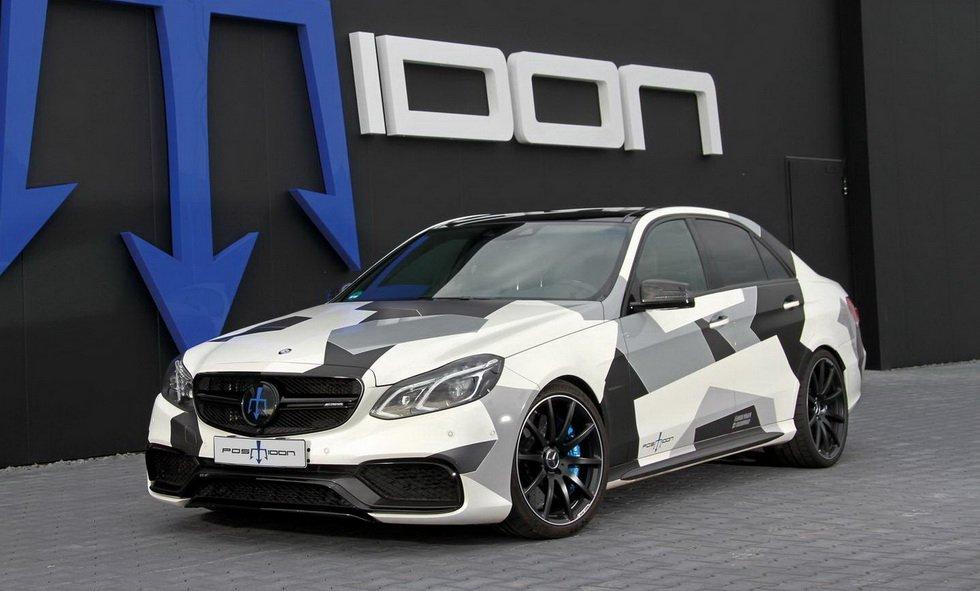 Posaidon показал 1000-сильный Mercedes-AMG E63 S