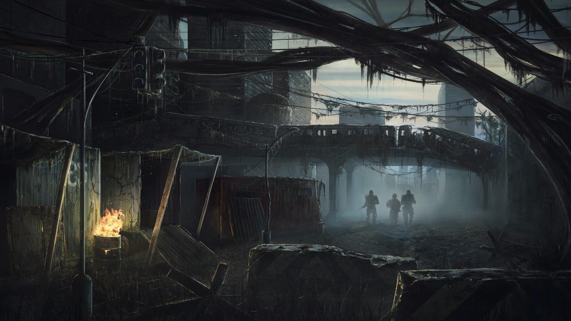 Вигру Survarium добавили праздничную битву сосульками иснежками