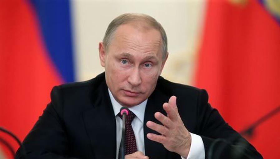 Путин подписал 64 федеральных закона задень