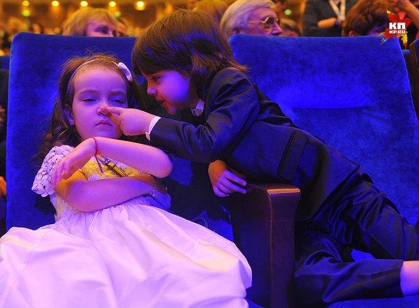 Младший ребёнок Киркорова Мартин поздравил свою сестру Аллу с днём рождения
