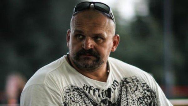 В Киеве автомобиль совершил наезд на сына силача Василия Вирастюка