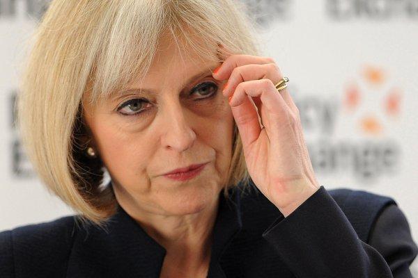 СМИ: Спецслужбы Британии предотвратили покушение на Терезу Мэй