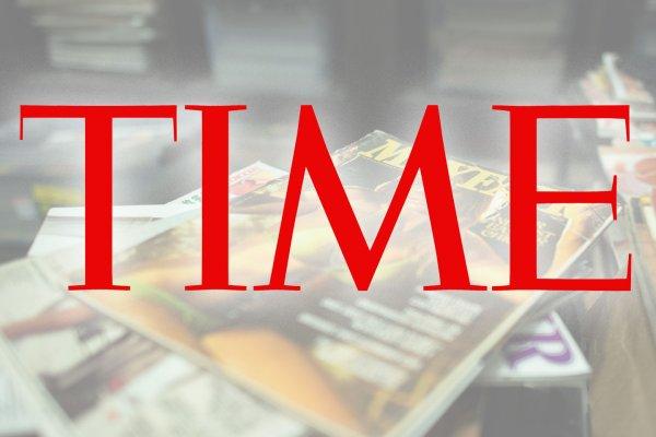 Был назван «Человек года» по версии журнала Time