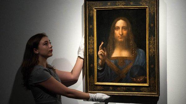 Самая дорогая картина Да Винчи появится в ОАЭ