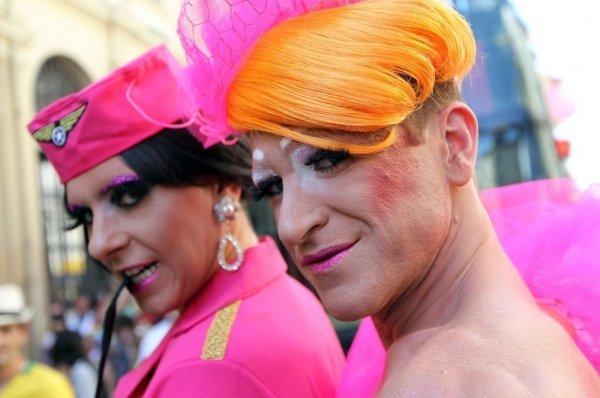 Австралия разрешила однополые браки в стране