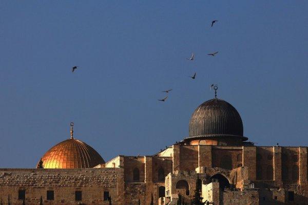 Мусульмане собираются на «День гнева» в Иерусалиме