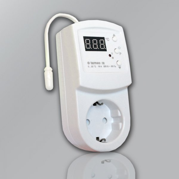 Терморегулятор terneo rz - выбор для вашего дома