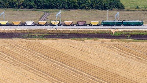 Все поезда южного направления РЖД перевели на движение в обход Украины