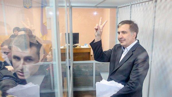 Суд Киева отпустил Саакашвили на свободу