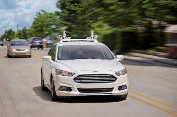 Ford намерен разработать свой первый гибридный беспилотник